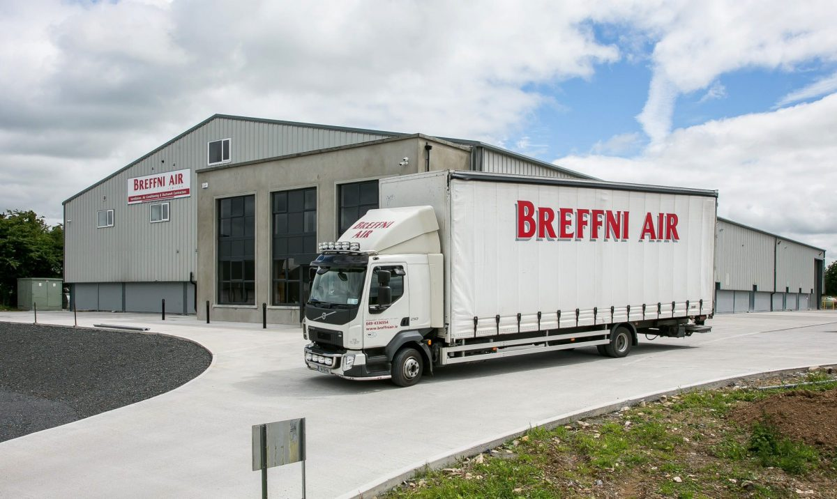 Ireland and UK fire rated safe4 leader in fire resisting ductwork | Breffni Air Specialist Ventilation