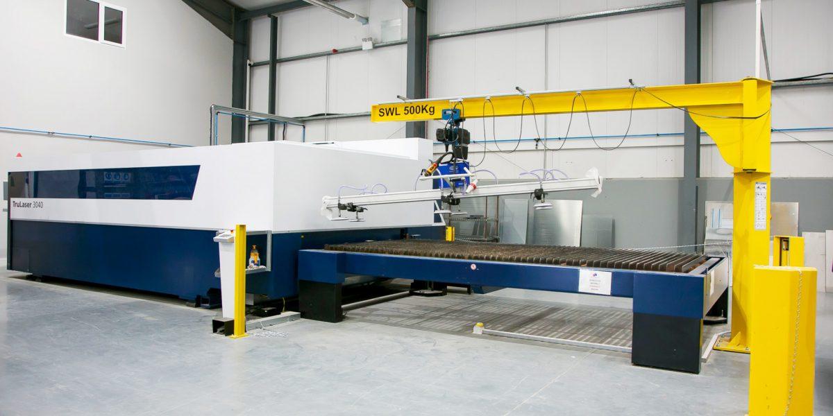 Laser CNC Cutting