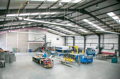 New Facility | Breffni Air Ltd Specialist Ventilation