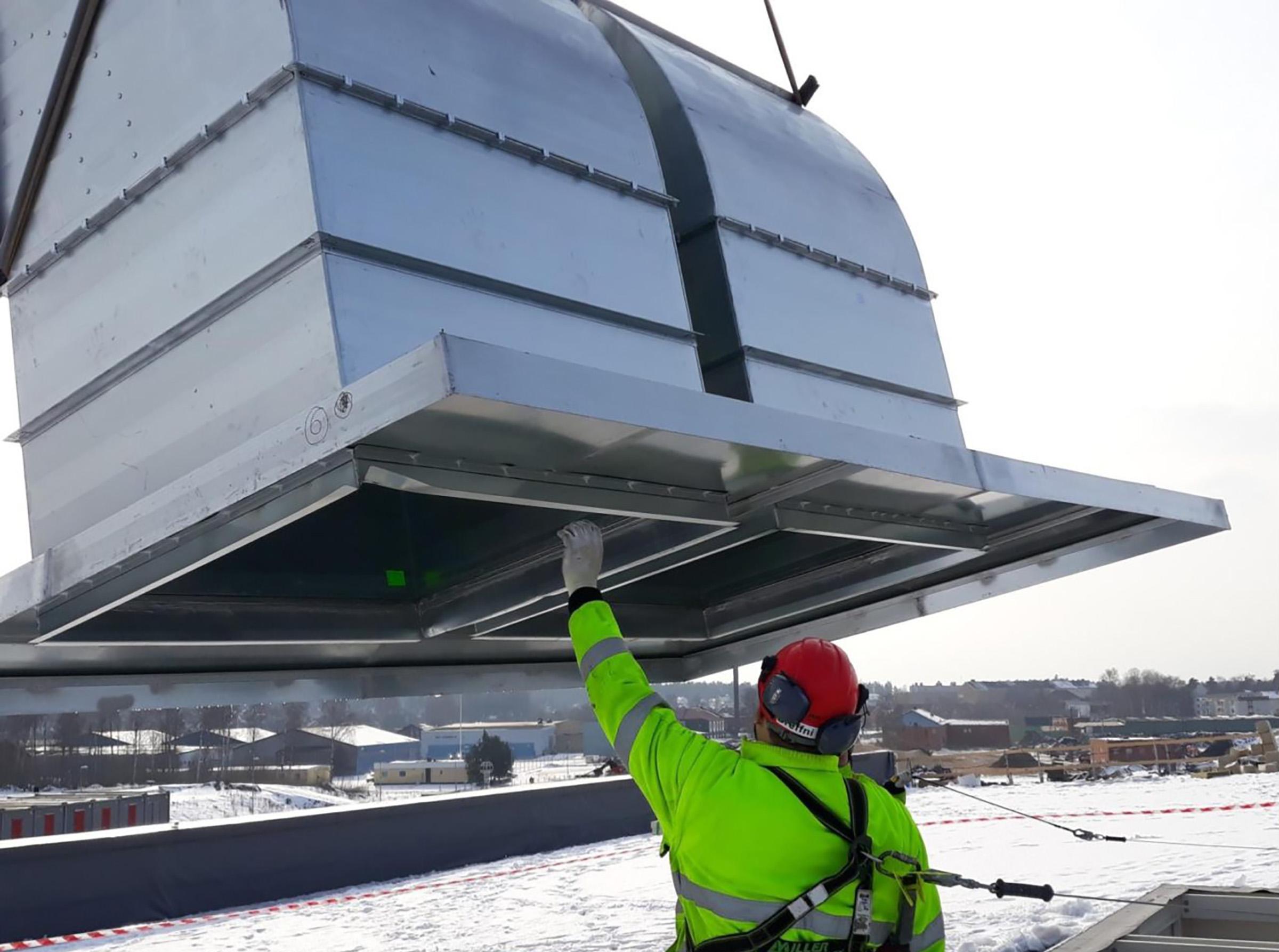 Data Centre Sweden